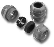 Plastic EEXe Cable Glands