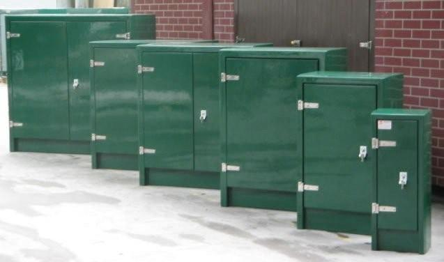 Exceptionnel Standard Range Of GRP Cabinets